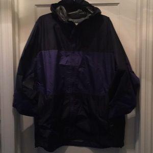 Cabela's Dry Plus Hooded Full Zip Windbreaker